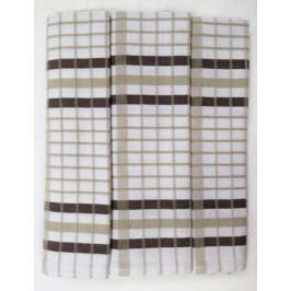 Polášek utěrky z Egyptské bavlny 3ks 50x70 cm č.16