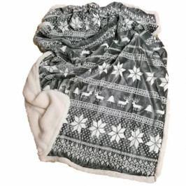 Jahu deka beránek Winter grey 150x200 cm