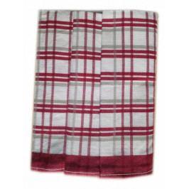 Polášek utěrky z Egyptské bavlny 3ks 50x70cm  č. 6