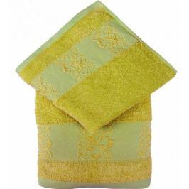 Jahu ručník froté Bamboo ANKARA 50x100 cm světle zelený
