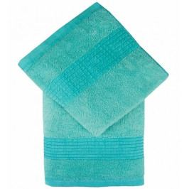 Jahu ručník froté Bamboo Paris 50x100 cm tyrkys
