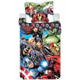 Jerry Fabrics povlečení bavlna Avengers 03 140x200+70x90 cm