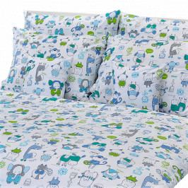 Stanex povlečení bavlna dětské sny (LS337) 140x200+70x90 cm