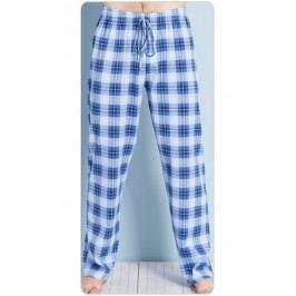 Pánské pyžamové kalhoty Adam Velikost XL, Barva modrá