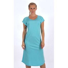 Dámská noční košile s krátkým rukávem Matylda Velikost S, Barva lososová