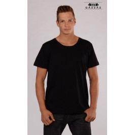 Pánské tričko Oliver Velikost M, Barva černá