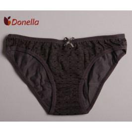 Dívčí kalhotky Johana Velikost 12 - 13, Barva tmavě šedá