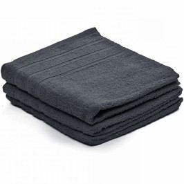 Froté ručník Classic 50x100 cm (450gr/m2) antracit