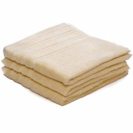 Froté ručník Classic 50x100 cm (450gr/m2) krémový
