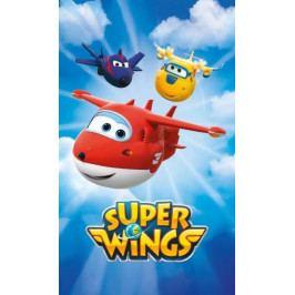 Detexpol dětský froté ručník Super wings 30x50 cm