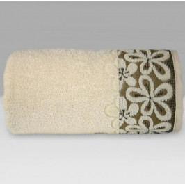 Greno ručník froté Bella 50x90 cm krémový
