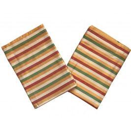 Svitap utěrka Bambus Pruh žlutý 50x70 cm 3ks / bal.