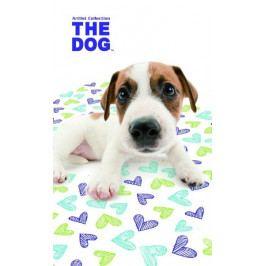 Detexpol dětský froté ručník pes Dog 03 30x50 cm