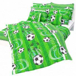 Stanex povlečení bavlna míče (LS220) 140x200+70x90 cm