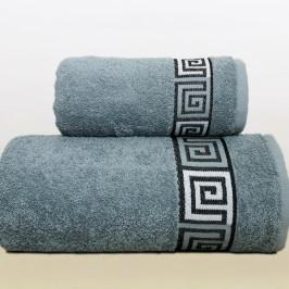 Greno ručník froté Dunaj 30x50 cm šedý