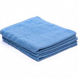 Froté ručník Classic 50x100 cm (450gr/m2) modrý