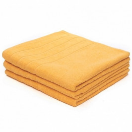 Froté ručník Classic 50x100 cm (450gr/m2) žlutý