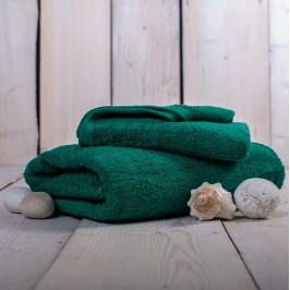 Jahu ručník froté Unica zelený 50x100 cm