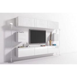 MEBLINE Obývací stěna ONYX 11A