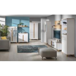 MEBLINE Moderní obývací pokoj GAPPA Sestava 3