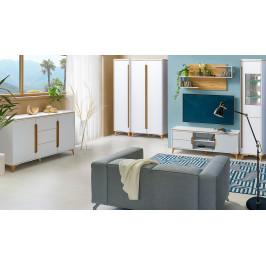 MEBLINE Moderní obývací pokoj GAPPA Sestava 5
