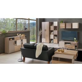 MEBLINE Moderní obývací pokoj CREO Sestava 5
