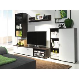 MEBLINE Nábytek do obývacího pokoje DINO 3 Milano / Bílý