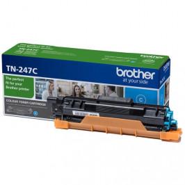 Brother TN-247C, 2300 stran modrý (TN247C)