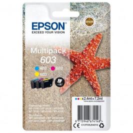 Epson T603, 130 stran, CMY (C13T03U54010)