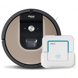 iRobot Roomba 976 / Braava 240