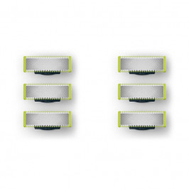 Set dvou balení náhradních hlavic Philips QP230/50 OneBlade