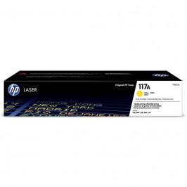 HP 117A, 700 stran žlutý (W2072A)