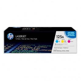 HP 125A, 3x1400 stran, CMY (CF373AM)