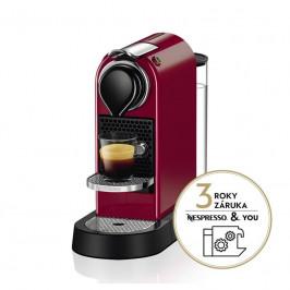 Krups Nespresso Citiz XN741510 červené