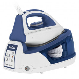 Tefal Purely and simply SV5020E0 modrý