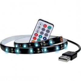 Solight pro TV, 2x 50cm, RGB, USB, dálkový ovladač (WM504)
