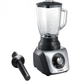 Bosch SilentMixx Pro MMB65G5M černý/stříbrný