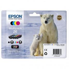 Epson T2616, 6,2ml  černá/červená/modrá/žlutá (C13T26164010)