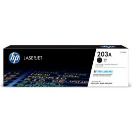 HP 203A, 1400 stran, originální černá (CF540A)