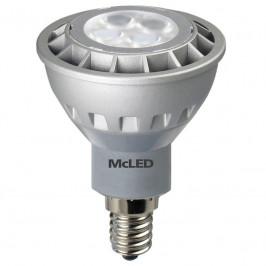 McLED Spot 5W, E14, teplá bílá stříbrná (ML-312.073.99.0)