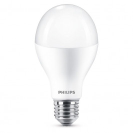 Philips klasik, 17W, E27,  teplá bílá (8718696701614)
