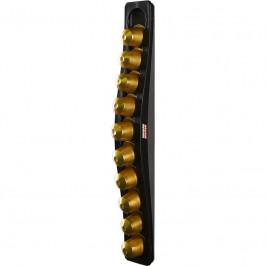 Tavola Swiss CapsStore WAVE pro 10 ks kapslí Nespresso, černá (423623)