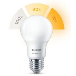 Philips SceneSwitch, klasik, 2 - 5 - 8,5 W, E27, teplá bílá (8718696588840)