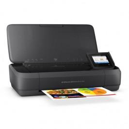HP Officejet 252 Mobile AiO černá (N4L16C#A82)