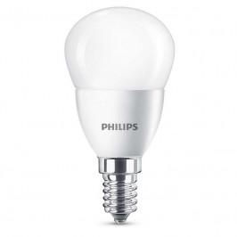 Philips klasik, 4W, E14, teplá bílá (8718696474945)