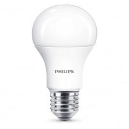 Philips klasik, 11W, E27, teplá bílá (8718696577059)
