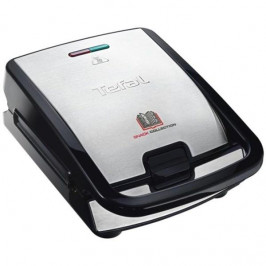 Tefal Snack Collection SW854D16 černý/chrom