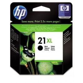 HP No. 21XL, 475 stran - originální černá (C9351CE)