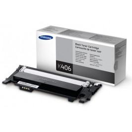 Samsung CLT-K406S, 1,5K stran černý (SU118A)