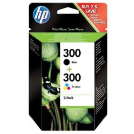 HP No. 300 , 165/200 stran, CMYK (CN637EE)